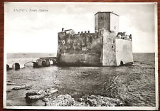 Anzio. Torre Astura, Italy. Post Card