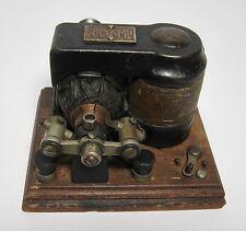 Antique VOLTAMP ELECTRIC TOY MOTOR CAST IRON