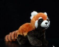 Toy Plush Panda Doll Cute Red Panda Simulation Animal Raccoon Dolls Gifts