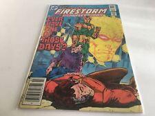 DC Comics Firestorm The Nuclear Man Issue #14