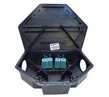 Protecta LP Rat Bait Station (6 Pack) Rodent Bat Station Mouse Bait Station 6 Pk
