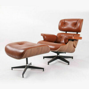 Brown Leather Accent Chairs For Sale In Stock Ebay