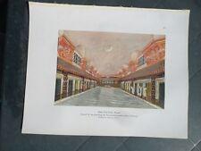 1924 Paul Perks Maler aus Bremen Schwimmbad Ragaz