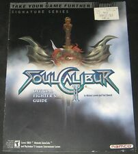Soul Calibur II -Official Fighter's Guide-Signature Series