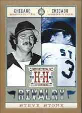 STEVE STONE #R10 White Sox Cubs Rivalry Gold 2013 Panini Hometown Heroes