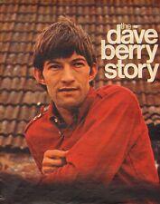 DAVE BERRY - PHOTO'S + ARTICLE  MUZIEK EXPRES + MP 1966/1967