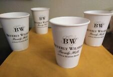 12 oz  4-Cup Coffee Set - NEW - Beverly Wilshire Hotel - Beverly Hills