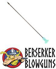 "25 .40 cal Glow In The Dark 5"" Pro Length Spearhead Blowgun Darts from Berserker"
