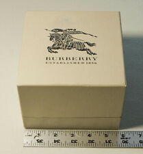 Official Burberry BB Watch Box Shipping Reseller Fashion Women's Accessory ACC