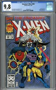Uncanny X-Men #300 CGC 9.8 NM/MT Anniversary Issue WHITE PAGES