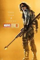Art Avengers infinity War Movie Poster 20x30 24x36 10 Years Marvel Comics P1538