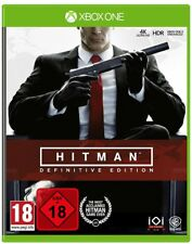 Hitman Season One 1 Definitive Edition | X1 | NEU & OVP | UNCUT