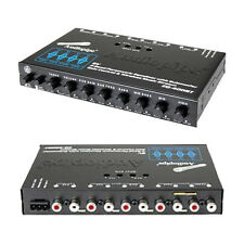Audiopipe EQ400BT 4 Band Equalizer 9 Volt Output