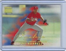 1999 SkyBox Premium #248S PAT BURRELL SP Phillies SHORT PRINT ROOKIE