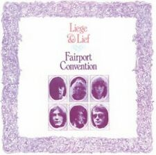 Fairport Convention - Liege And Lief (NEW CD)