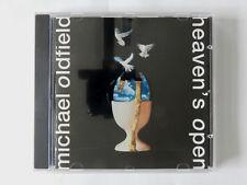 CD Michael Oldfield Heaven's open