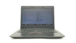 """Lenovo ThinkPad E470 14"""" Intel i5-6200U @ 2.30GHz 16GB DDR4, 320g HD, Win10Pro*"""