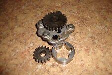 1998 Kawasaki Prairie KVF 400 KVF400 ATV Engine Oil Pump Parts G9