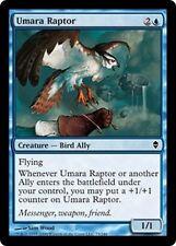 4x Rapace di Umara - Umara Raptor MTG MAGIC Zen Ita