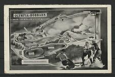 Olympische Winterspiele 1936, Garmisch-Partenkirchen Bob-Bahn Eishockey