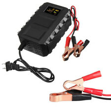 Car Acid Battery Smart Charger 12V 20A Universal for Vehicles Motorcycle Truck