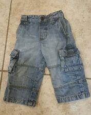 Mini Boden cargo jeans 12-18m
