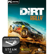 La suciedad Rally Llave PC de Steam