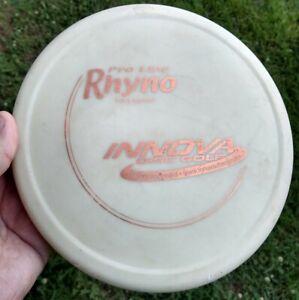 Rare! Ontario Mold Innova Pro Line Rhyno - 174 grams, Amazing Thrower!