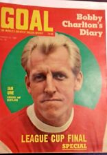 More details for goal soccer weekly magazine no 32 march 15th 1969