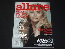 2013 DECEMBER ALLURE MAGAZINE - MARY-KATE OLSEN - FASHION COVER - K 1320