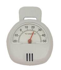 Thermometer magnetisch für Innen, Magnetthermometer, Thermometer mit Magnet