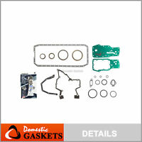 Engine Oil Pan Gasket Set VICTOR REINZ 10-10435-01 fits 01-03 Saab 9-3 2.0L-L4