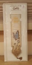 Qty Cash's Fine Woven Silk Bookmarks ~ Get Well, Butterfly
