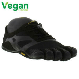 New Vibram Five Fingers KSO EVO Bare Foot Running Mens Black Shoes Size UK 7-12