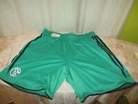 FC Schalke 04 Original Adidas Matchworn Trikot Hose/Short 2013/14 Gr.XL