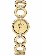 Accurist Adult Analog Oval Wristwatches