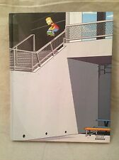 NEW Sealed Skate Book #3 Simpsons Lance Mountian Rare cease and desist