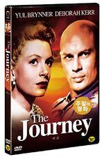 The Journey (1959) - Deborah Kerr, Yul Brynner DVD *NEW