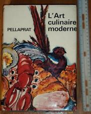 First Edition- First Printing- Pellaprat Master Chef- French Cooking 1967