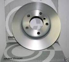 Front Brake Disc Rotor Set of 2 Genuine Mini R53 R56 Cooper S 34116858652