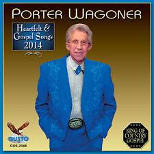 Porter Wagoner - Heartfelt & Gospel Songs 2014 [New CD]