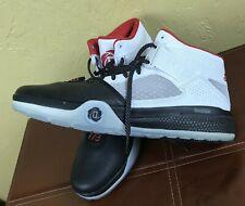 d31229038545cc Adidas Men's D Rose Bounce 773 D69433 Size 15 White, Red & Black Basketball  Shoe