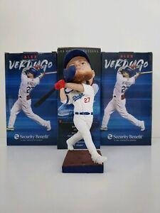 LA Dodgers/Red Sox Young Star Alex Verdugo 9/17/19 Bobblehead SGA