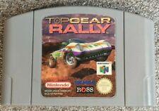 Top Gear Rally - jeu Nintendo 64 / N64 speel game spiel