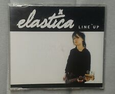 Elastica Line Up CD EP Brit pop Blur