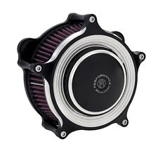 PM Black Merc Stage 1 Air Filter Kit for Harley-Davidson XL 91-17 0206-2065-BM
