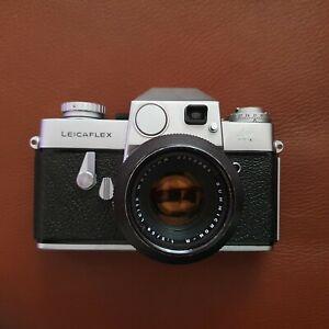 Leica Leicaflex + Summicron 50mm