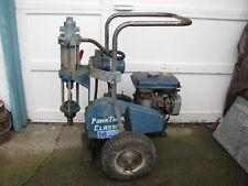 Speeflo Powrtwin Hydraulic Airless Paint Sprayer 3000psi W 5hp Robin Gas Engine