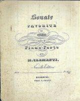 M. Clementi - Sonate in B-Dur