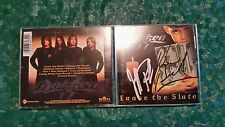 Erase the Slate;Don Dokken;Signed CD - dvd lp;Reb Beach,Jeff Pilson,Mick Brown